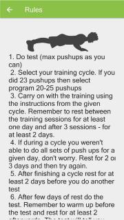 100 pushups Workout trainer
