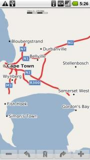 TravelBook Cape Town