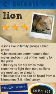 Seen It! Animals Lite
