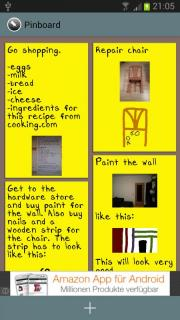 Pinboard Notes