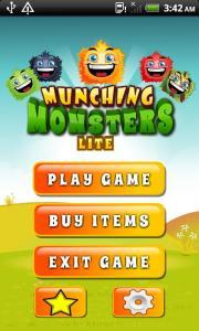 Munching Monsters