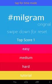 #milgram