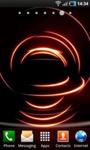 Illuminated Hoops