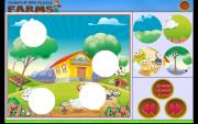 Simple Kids Puzzle - Farms