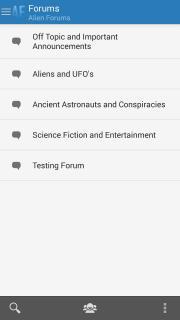 Alien Forums