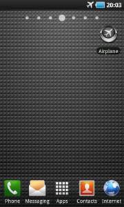 Perfect Airplane Toggle