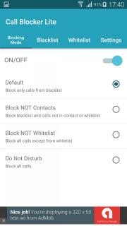 Call Blocker Lite