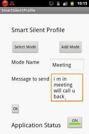 SmartSilentProfile