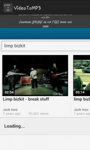 VideoToMP3