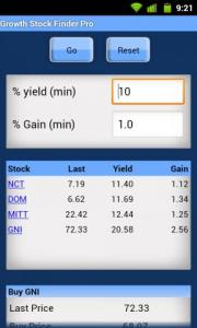 Growth Stock Finder Pro