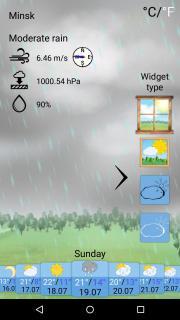 Window Weather