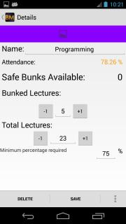 Bunk Manager