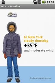 Obama Weather