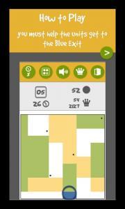 Blue Exit Lite