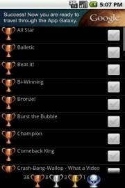 Trophies 4 Dirt Showdown