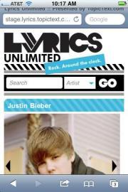 Lyrics Unlimited