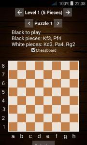 Blindfold Chess Training