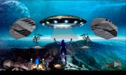 African Heroes 3D: Space