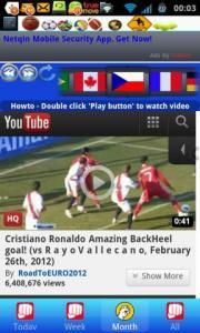 Youtube Sport