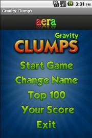 Gravity Clumps