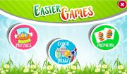 Easter Games. Kids Playground