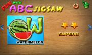 Fun With ABC Jigsaw (Smartphones)