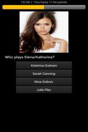 Vampire Diaries Quiz