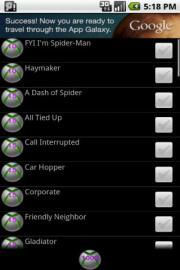 Achievements 4 Spiderman