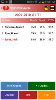Grades2Go™ Mobile