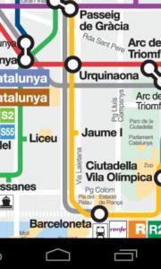Barcelona Metro