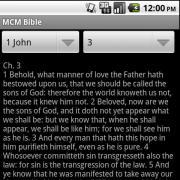 MCM Bible