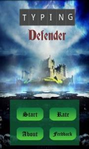 Typing Defender