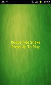 Kudos Free Snake