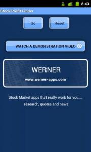 Stock Profit Finder Free
