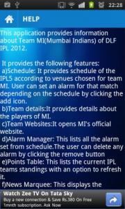 MI : IPL 2012