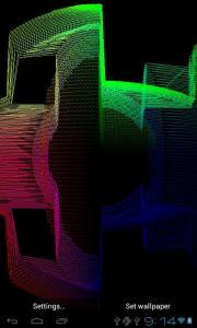Galaxy DMS Live Wallpaper FREE
