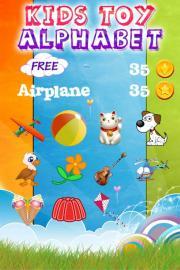 Kids Toy Alphabet Free