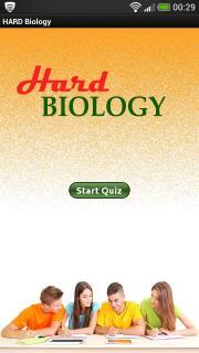 HARD Biology