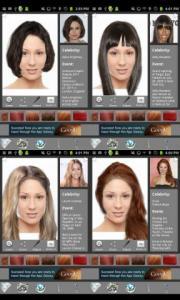 دانلود برنامه محبوب تغییر مدل و رنگ مو برای اندروید