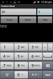 Number Base Converter