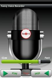 Fancy Voice Recorder