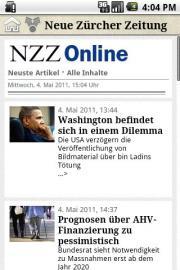 Schweiz Zeitungen