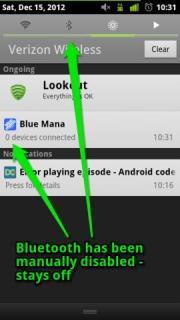 Blue Mana