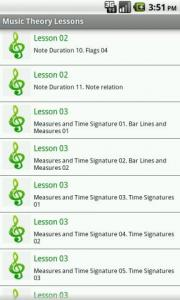 Music Theory Lessons FREE