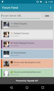 Forum Fiend