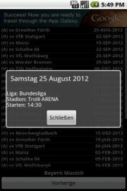 Fixtures 4 Bundesliga