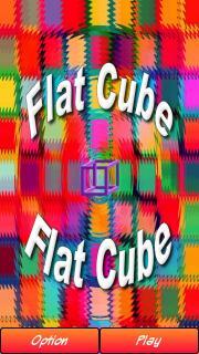 Flat Cube