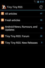 Tiny Tiny RSS
