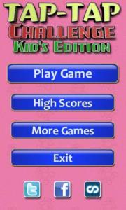 Tap-Tap Challenge Kid's Edition
