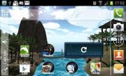 Sunny Island 3D Live Wallpaper